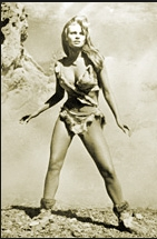 Caveman lady